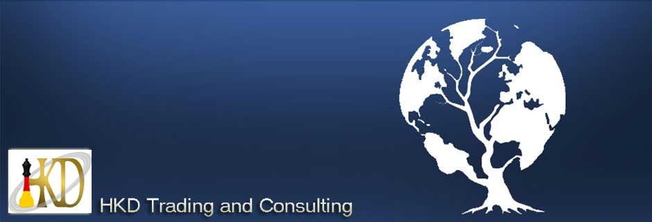 HKD Trading & Consulting Website